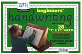 Beginners' Handwriting
